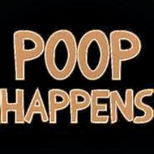 poophappens