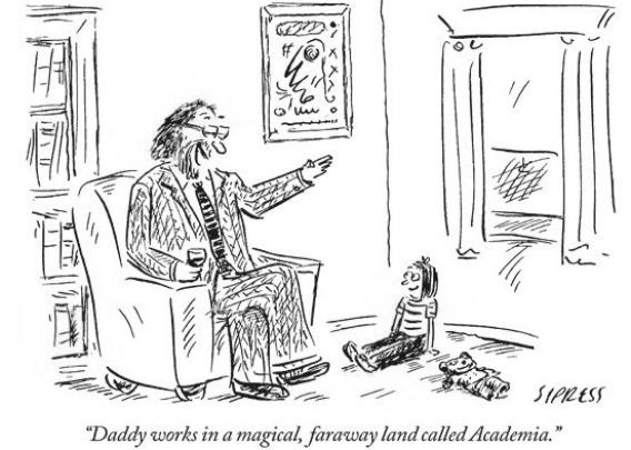 DaddyWorksInAcademia