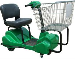 Electric-Shopping-Cart